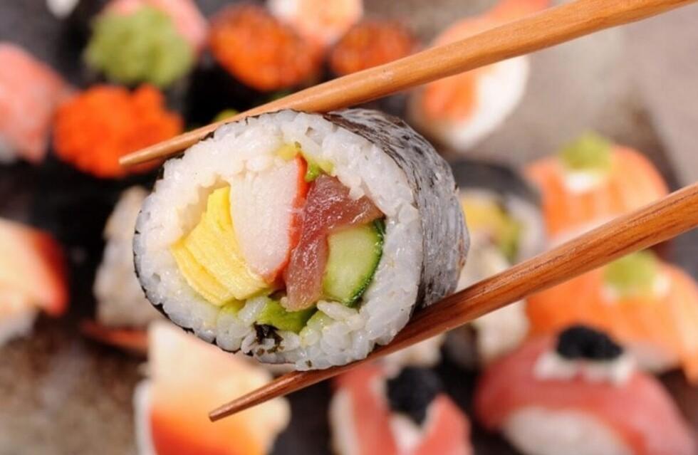 Где поесть или заказать суши в Полтаве: обзор с ценами - Полтава Vgorode.ua